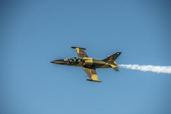 L-39 Albatros Demonstration