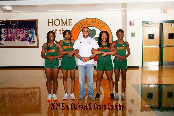 2021 Girls Cross Country