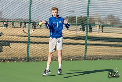 RCS Tennis Practice 2019