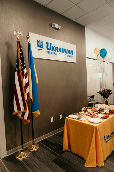 Ukrainian Federal Credit Union/Grand Opening