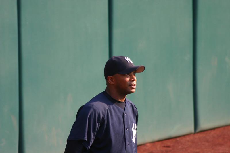 NY Yankees at Cleveland - Aug 23 2004