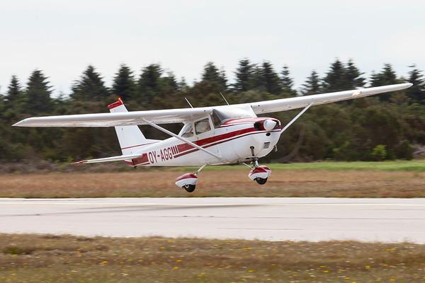 OY-AGG - Reims Cessna F172H Skyhawk