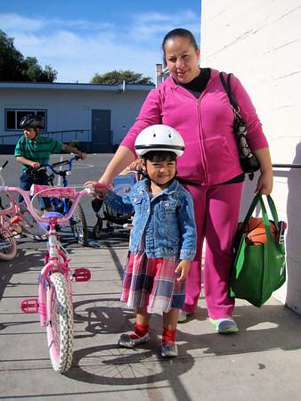 Sports Drive (Bike GiveAway at Boys & Girls Club)