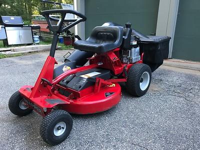 09-10-17 Snapper Mower