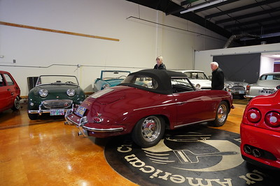 Eugene Vintage Underground & Private Car Collection - February 1