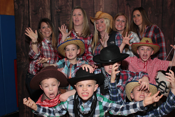 Miller Ave. Mother Son Country Line Dance 2019