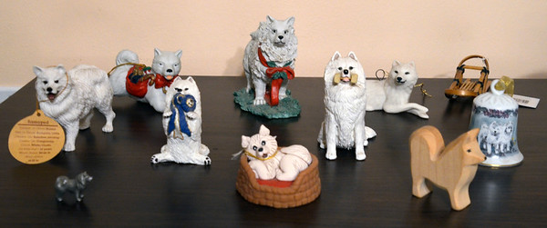 Samoyed Items