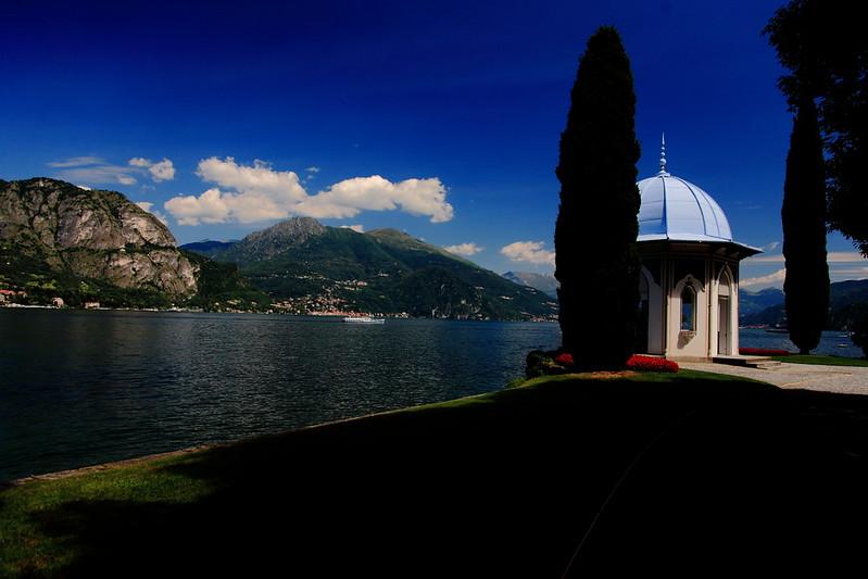 On Lake Como