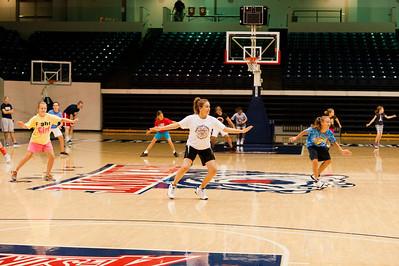 Girls Basketball Camp 2012