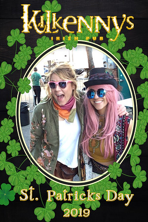 Kilkenny's St. Patty Day ~ 03.17.19