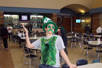 St. Patrick's Day (3/17/2015)