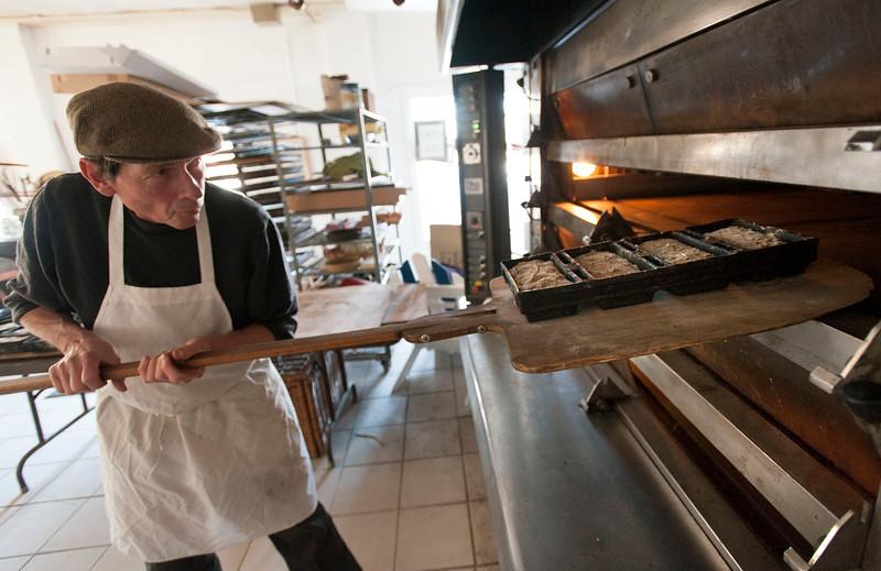 Making Rye Bread in Chelsea, MI
