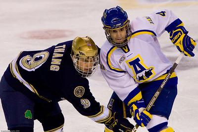 Notre Dame vs UAF, Nov 6 2009