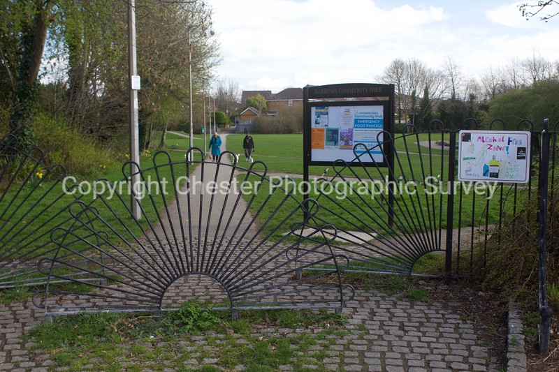 Hoole Narrows Community Park: Ward's Terrace: Hoole