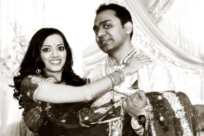 Ami Gautam Reception