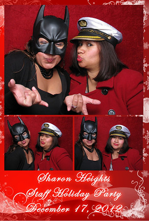12-17 Sharon Heights Country Club - Photo Booth