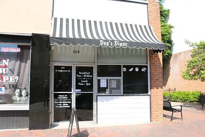 DeeDee's Diner, Petersburg, VA-2019