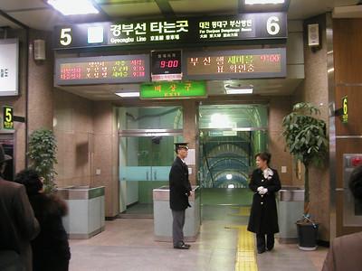 Daejeon visit