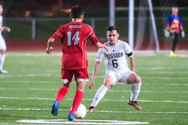 Feb. 5, 2019 - Soccer - Boys - Mission Eagles vs Juarez-Lincoln Huskies_LG