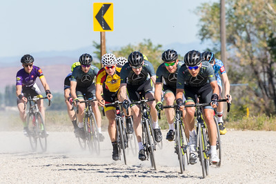 Team Mercedes Benz p/b George's Cycles races Idaho State Road Race Championship May 1, 2016