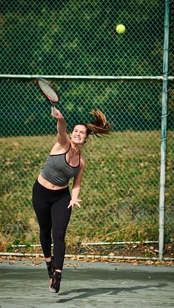 Hannah Berner Tennis
