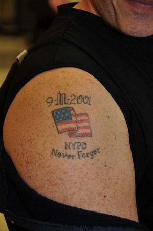 8th Annual NYPD Memorial 5K Run 2009