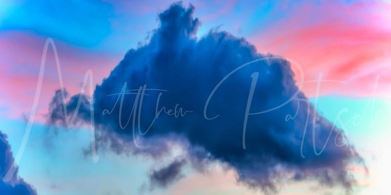 A Blue Cloud