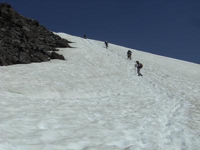 Mt St. Helens June 28 2009