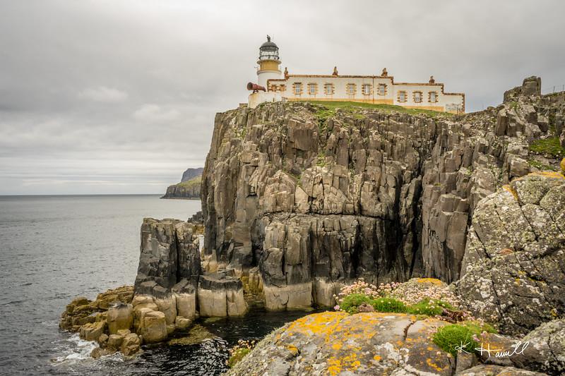 Neist Point Lighthouse, Scotland