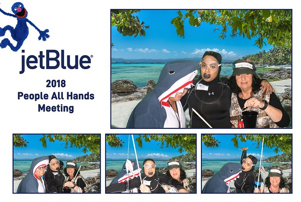 jetBlue People All Hands 2018