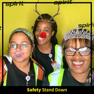 SAFETY STAND DOWN - EVENT PHOTOGRAPHY & SOCIAL BOOTH