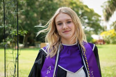 Olivia's Senior Portraits