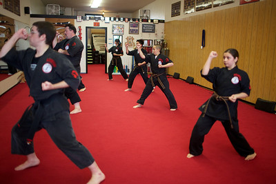 Kenpo Forms