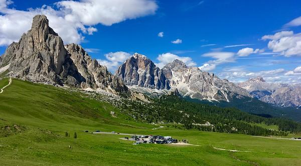 Europe 2018: Dolomites and Venice