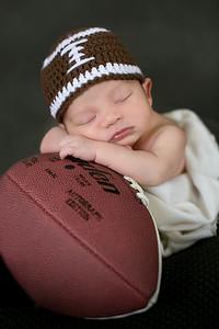 Jackson Dille Newborn Portraits