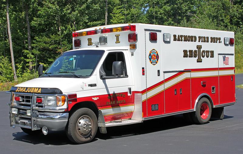 Rescue 2  2001 Ford/Braun