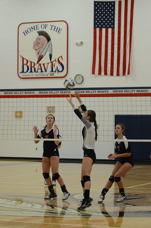 Volleyball vs. Indian Valley (away)
