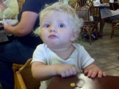 Elliott at Tiffin 7-10-11
