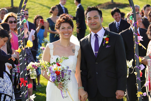 An and Kate's Wedding Album