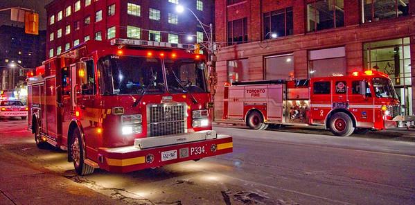 December 18, 2010 - 2nd Alarm - 225 Richmond St. West