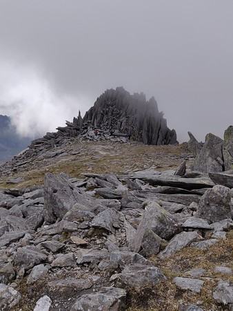 The Glyders - May 2019