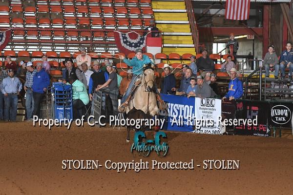SHORT Round Joe Beaver Easter Roping 2019 Alvarado TX