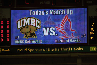 2011 America East Semifinal (v. UMBC) March 6, 2011, cont.
