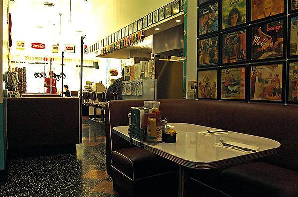 Old School Diner 1