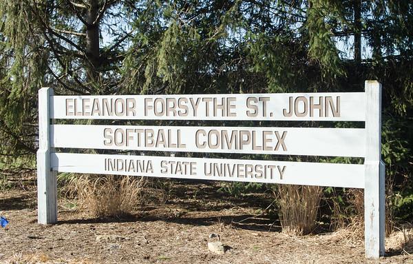 Eleanor Forsythe Saint John Softball Complex