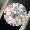 2.03ct Old European Cut Diamond, GIA K VS1 8