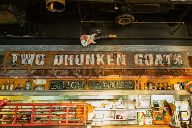 Two Drunken Goats: Beach Restaurant,  located at 2509 N Ocean Ave, Riviera Beach, Florida on Tuesday, September 17, 2019.  [JOSEPH FORZANO/palmbeachpost.com]