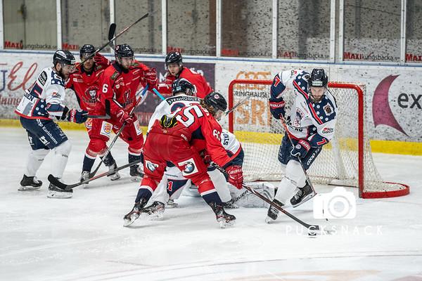 ATG Hockeyettan vårserien Södra - Hanhals Kings vs Mörrum GoIS