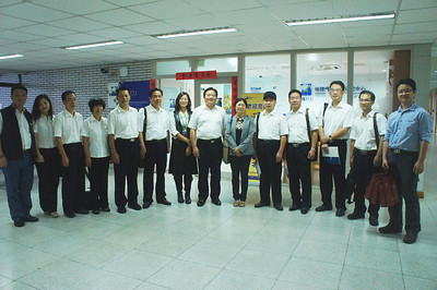 20121017 大陸浙江民防局參訪