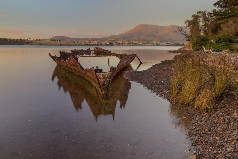 The Barque Otago